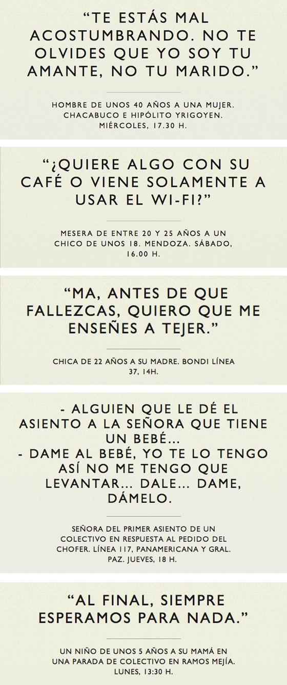 Las Mejores Frases Escuchadas Por La Calle Verne El País