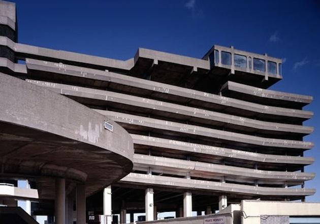 Sat n es mi arquitecto introducci n al brutalismo verne Arquitectura brutalista