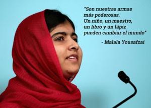 Malala Yousafzai En Verne El País