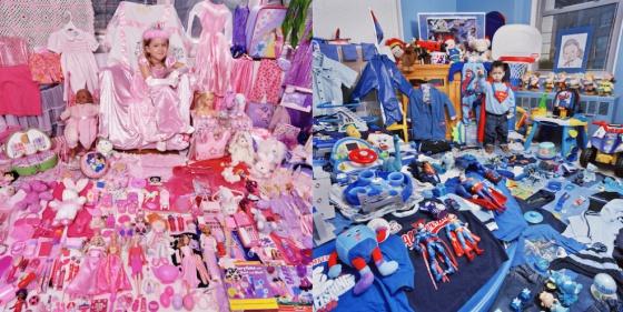 ed248a2f7 ¿Por qué el rosa es de niñas y el azul de niños?: ¿Por qué el rosa es de  niñas y el azul de niños? | Verne EL PAÍS