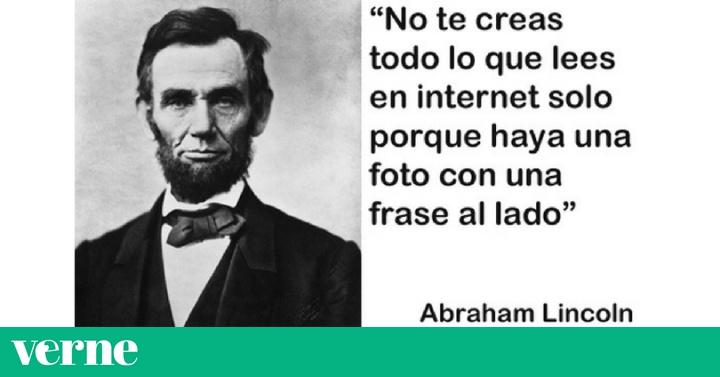 Cómo Reconocer Una Cita Falsa En Internet Verne El País