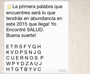 Feliz 2015 El Juego Definitivo Para Salvar Tu Cena Y Otras