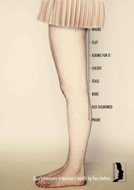 La Campaña Que Te Recuerda Que No Debes Juzgar A Una Mujer