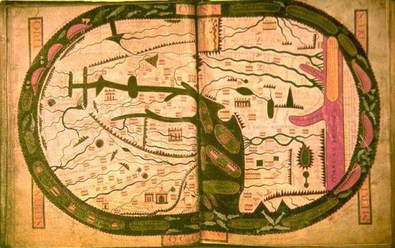 Todos os mapas que voc conhece s o ruins cultura el for El tiempo en st hilari sacalm