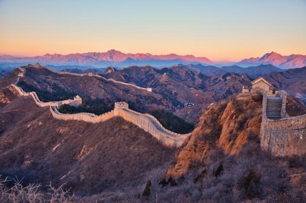 La Muralla China es grande, pero no tanto como para que la puedas ver desde el espacio