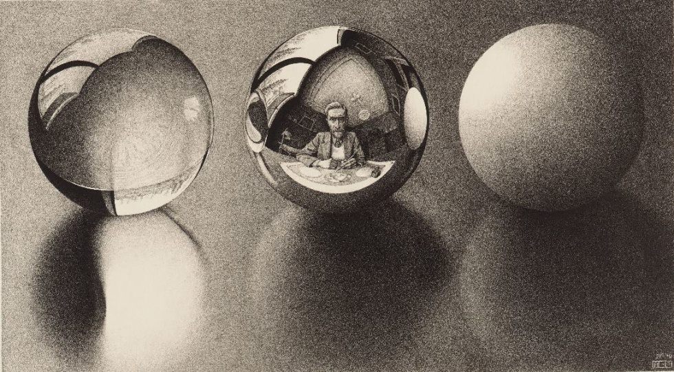 14 obras de Escher que nunca nos cansamos de ver  Verne EL PAS