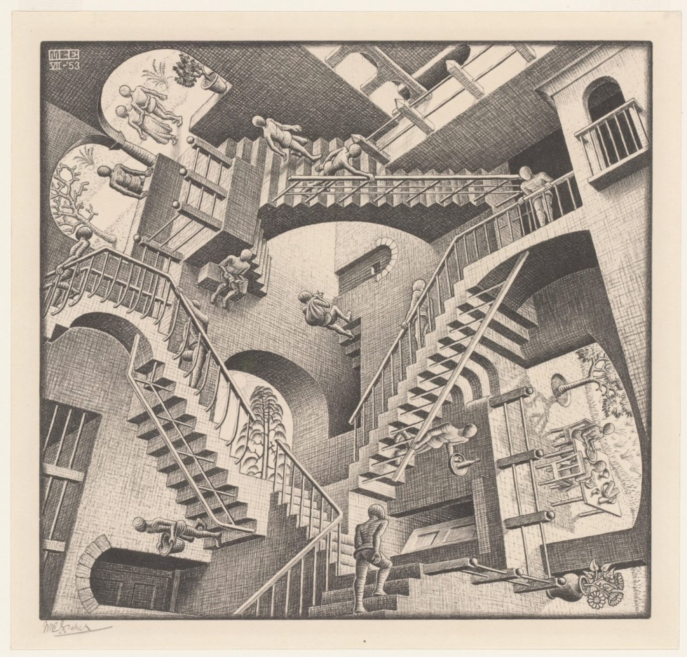 14 Obras De Escher Que Nunca Nos Cansamos De Ver Verne El País