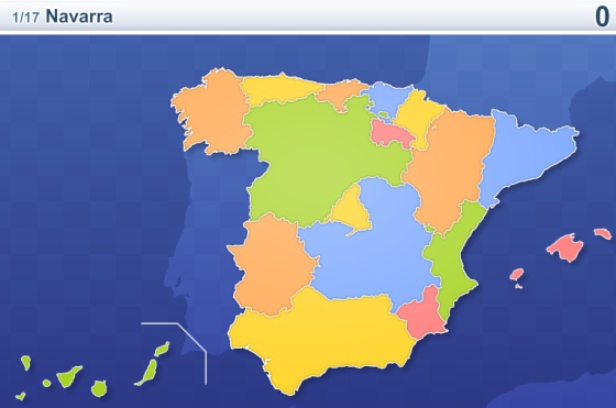 Repaso De Geografía Banderas Gentilicios Y Colocar Las 50 Capitales De Provincia Verne El País