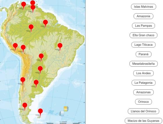 Repaso De Geografía De América Central Y Del Sur Sabes Dónde Están Las Islas Caimán Verne El País
