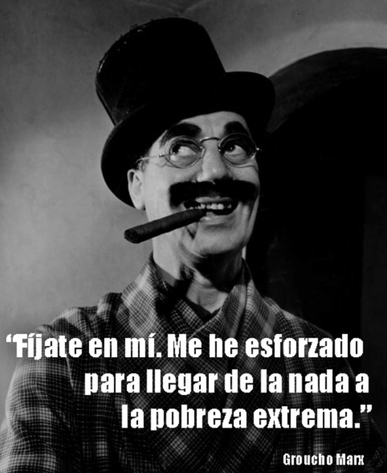Frases De Groucho Marx Que Nunca Pasaran De Moda Verne El Pais