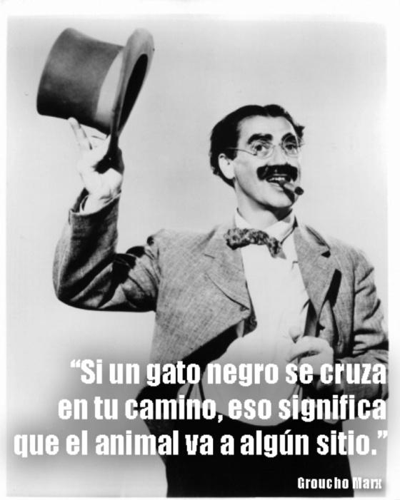 Frases De Groucho Marx Que Nunca Pasarán De Moda Verne El País