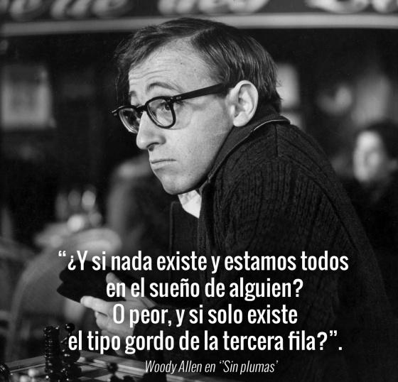 20 Frases De Woody Allen Sobre El Sexo La Muerte Y La Religion