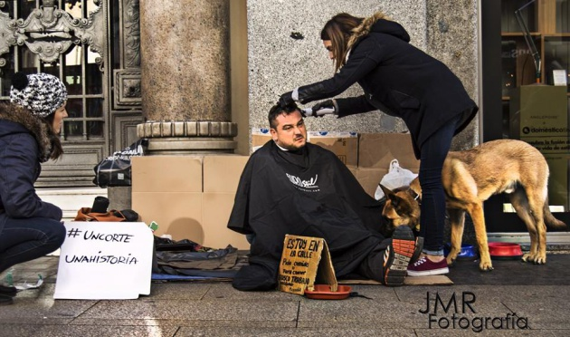 Corte de pelo gratis en madrid
