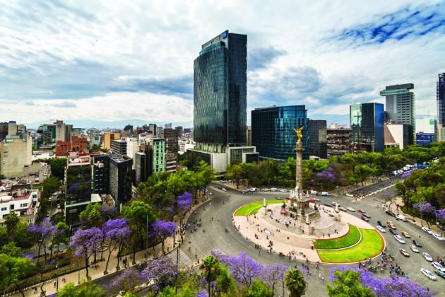 Avenida Paseo de la Reforma