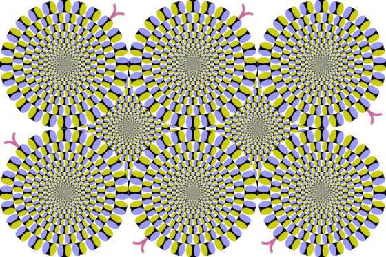 15 ilusiones pticas que har n que no vuelvas a fiarte de for Effet d optique 3d