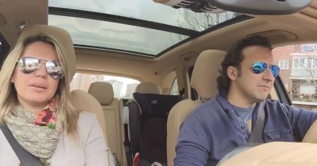 Inquietante: Iker Jiménez se apunta a la moda de cantar en el coche ...