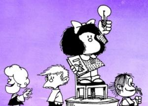 Día De La Madre 20 Viñetas De Mafalda En Homenaje A Todas Las Madres Verne El País