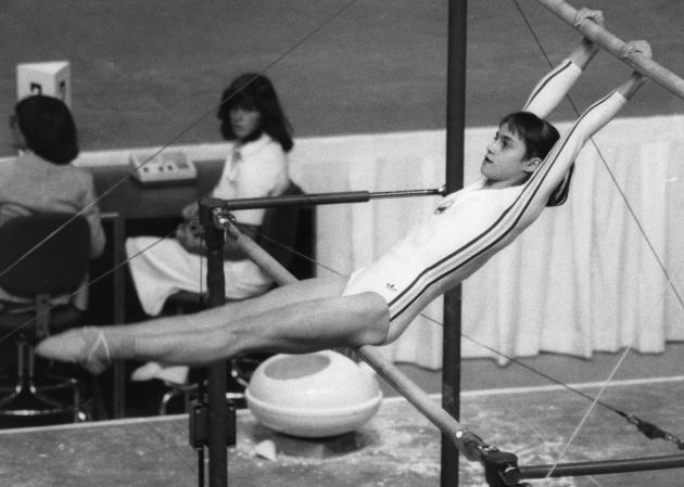 Recuerda en gifs la perfección de Nadia Comaneci en Montreal'76 | Verne EL PAÍS