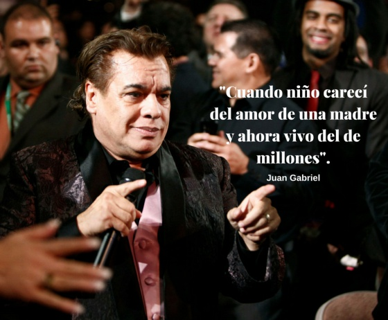 14 Frases De Juan Gabriel Que Podrian Ser Letras De Sus Canciones