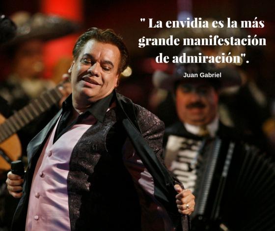 14 Frases De Juan Gabriel Que Podrían Ser Letras De Sus