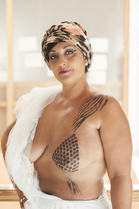 'Únicas y valientes', un proyecto fotográfico para recuperar el optimismo tras el cáncer de mama