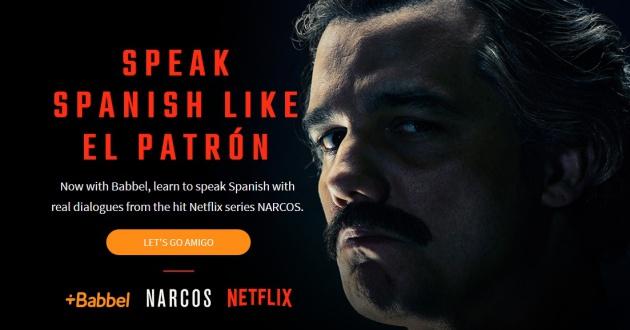 La Web Que Te Enseña Hablar Español Como Pablo Escobar El