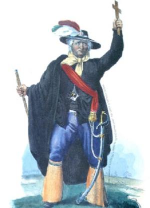 Día De La Independencia El Miguel Hidalgo Que Ves En Todos