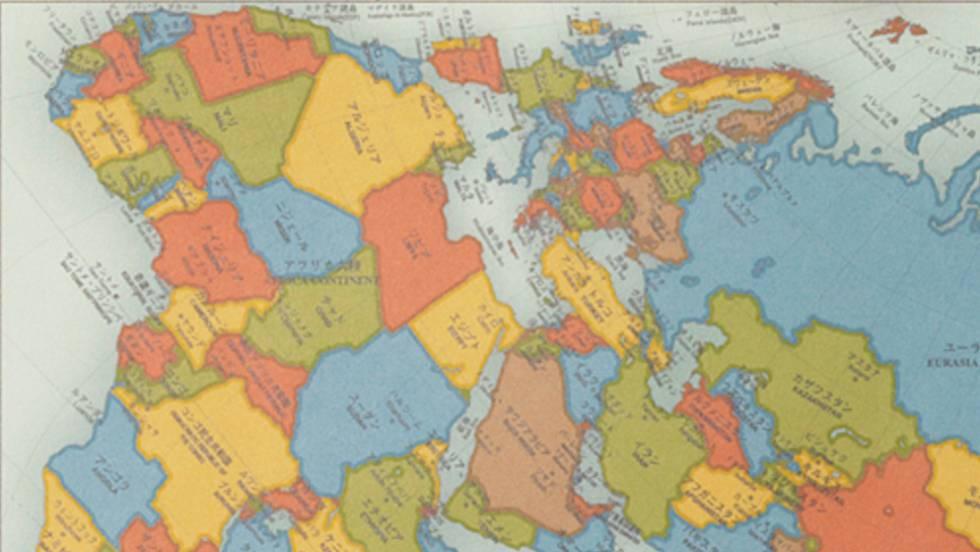 Para Imprimir Mapa Del Mundo Real.Video El Mapa Que Mejor Respeta Las Proporciones Tambien