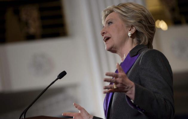 La Frase Sobre El Techo De Cristal Que Clinton Ha Dedicado A