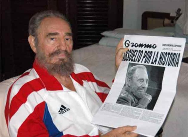 Supervivencia Pegajoso Supermercado  El otro uniforme de Fidel Castro: su chándal | Verne EL PAÍS