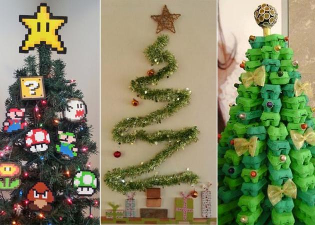 Vota En El Tinder De Los Arboles De Navidad Verne El Pais - Ideas-arboles-de-navidad
