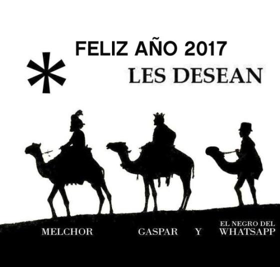 Feliz Año Nuevo 2017 17 Memes Y Gifs Para Felicitar El Año Nuevo En