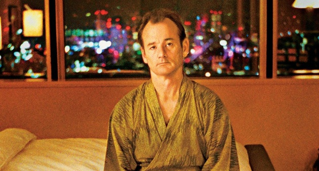 Fotograma de la película 'Lost in Translation'.