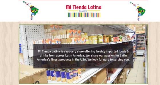 Las tiendas que venden productos mexicanos en EE UU