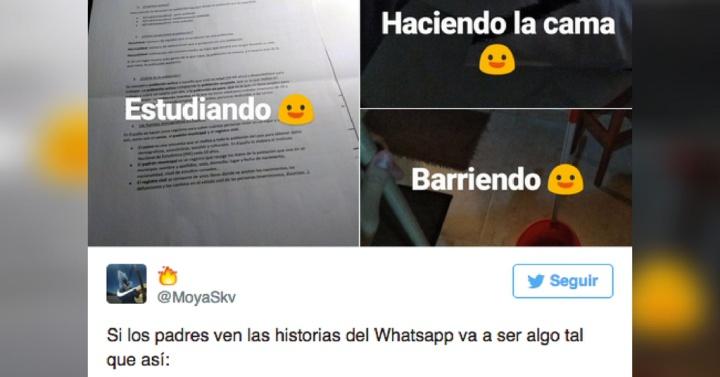 Video Estos Son Los Nuevos Estados De Whatsapp Y Asi Puedes Evitar