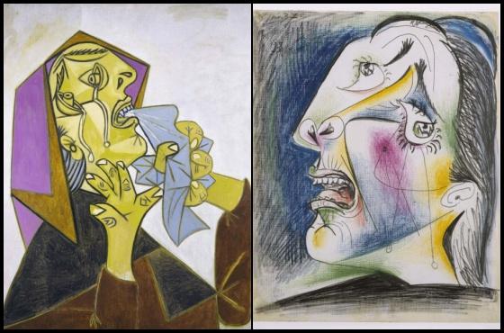 Colorea Tu Propia Version Del Guernica Y Otros Cuadros De Picasso