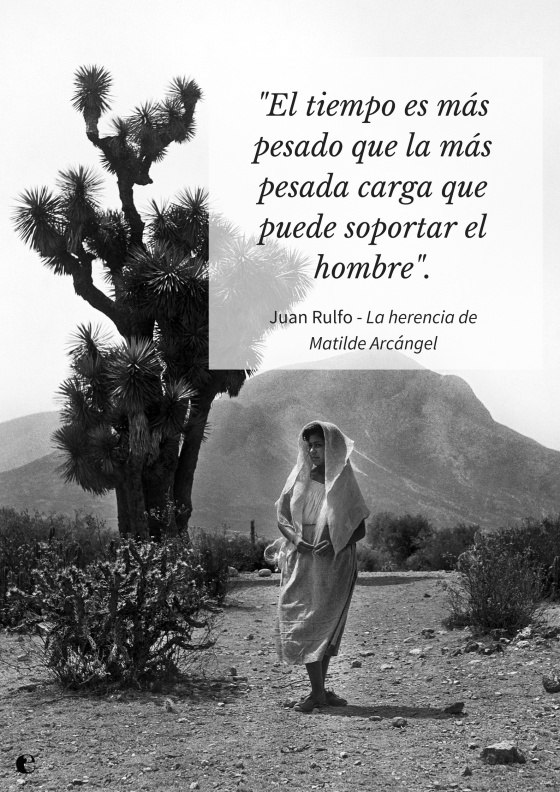 La melancolía de Juan Rulfo en 11 frases de 'Pedro Páramo