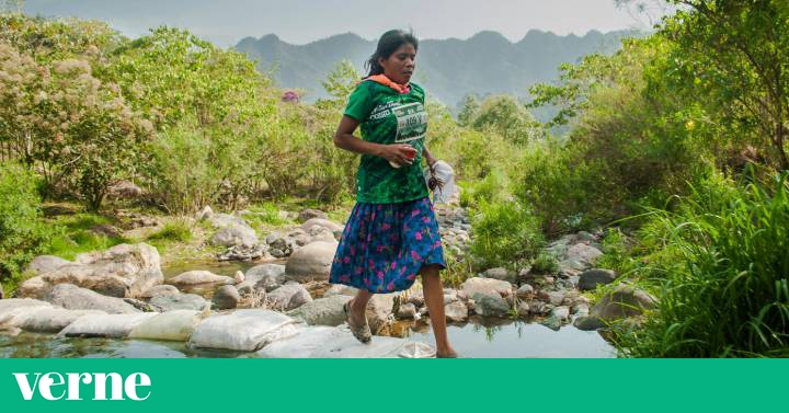 México Tarahumara Un En Una Gana Ultramaratón Sin Mujer Equipación wTZkiuXOPl