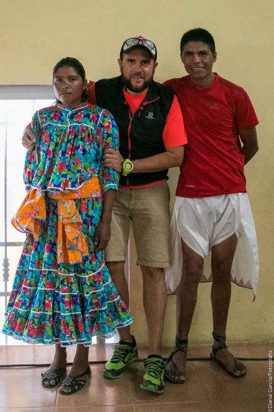 Una mujer tarahumara gana un ultramaratón en México sin equipación deportiva