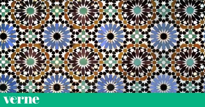 aprende a crear las formas geométricas del arte islámico con un