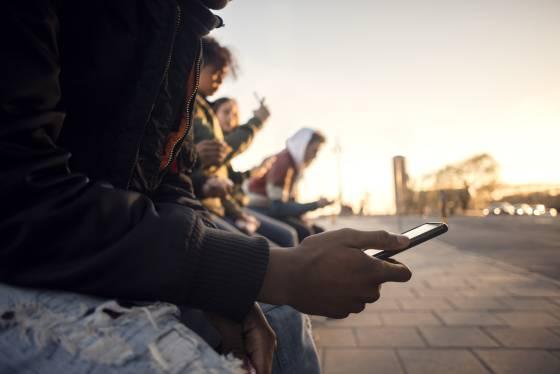 Un asturiano de 13 años recibe 14.000 whatsapps después