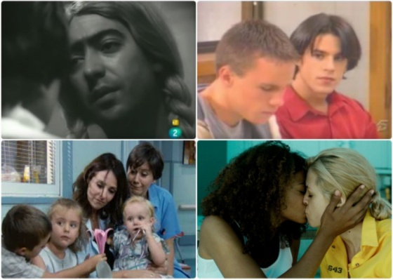 09754015428d Vídeo  50 años de personajes LGTB+ en las series españolas