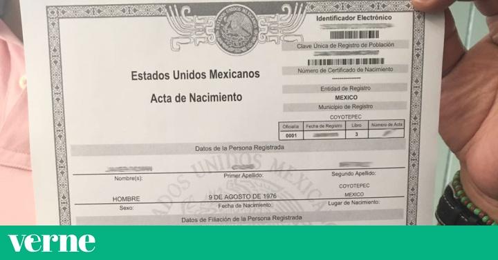 Los Mexicanos De Cinco Estados Pueden Obtener Su Acta De