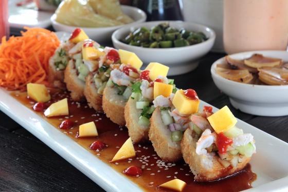 Sushi De Carne Aguachile O Gratinado El Manjar Japonés Se Disfraza