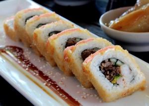 Sushi de carne, aguachile o gratinado el manjar japonés se disfraza de  mexicano en Sinaloa