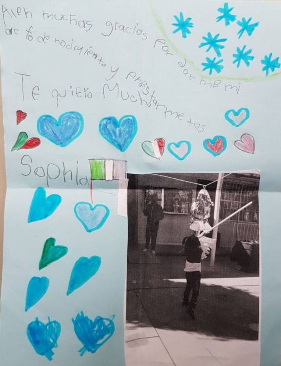 Sophía, la niña trans que abrió el camino a los menores con esta ...