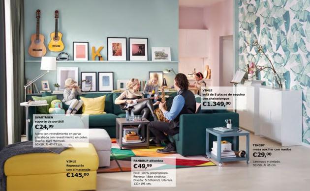 Este sueco est traduciendo el nombre de todos los muebles - Muebles de salon ikea 2017 ...