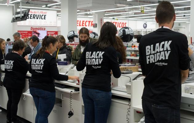 Por Que Decir Black Friday Cuando Puedes Decir Viernes Negro Verne El Pais