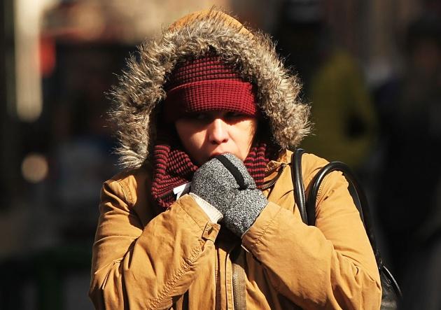 Estornudos muy fríos