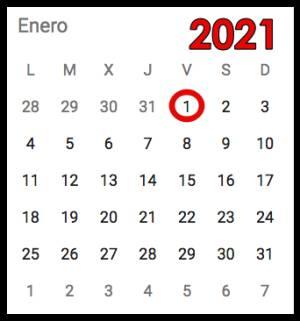 Calendario Del Ano 2020 En Colombia.Si Guardas Un Calendario De 1990 Puedes Reutilizarlo Este